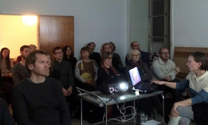 Nordic guest studio talks -  Litten Nystrøm,  Linus Lohmann