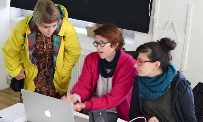 The Nordic Guest Studio: Petra Lindholm