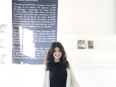 Nordic guest Studio - Nadya Nazarbaeva